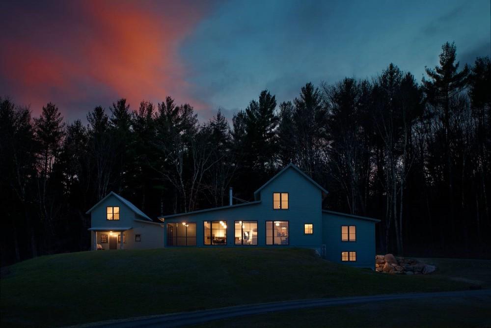 Contemporary Cottage Modern Interior