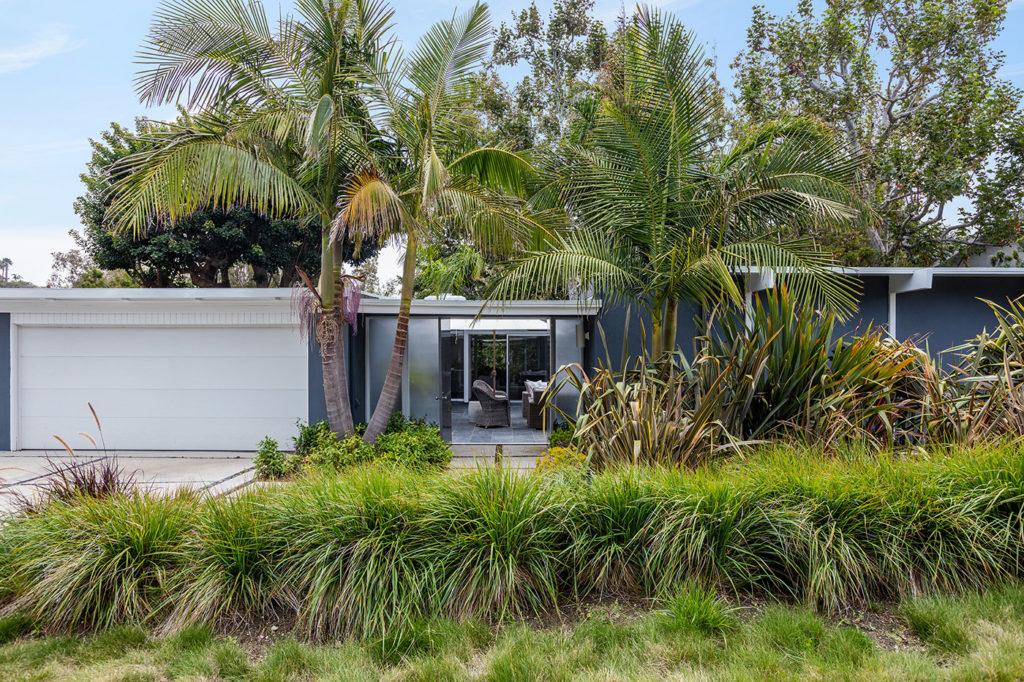 California Contemporary Mid Century Modern Home