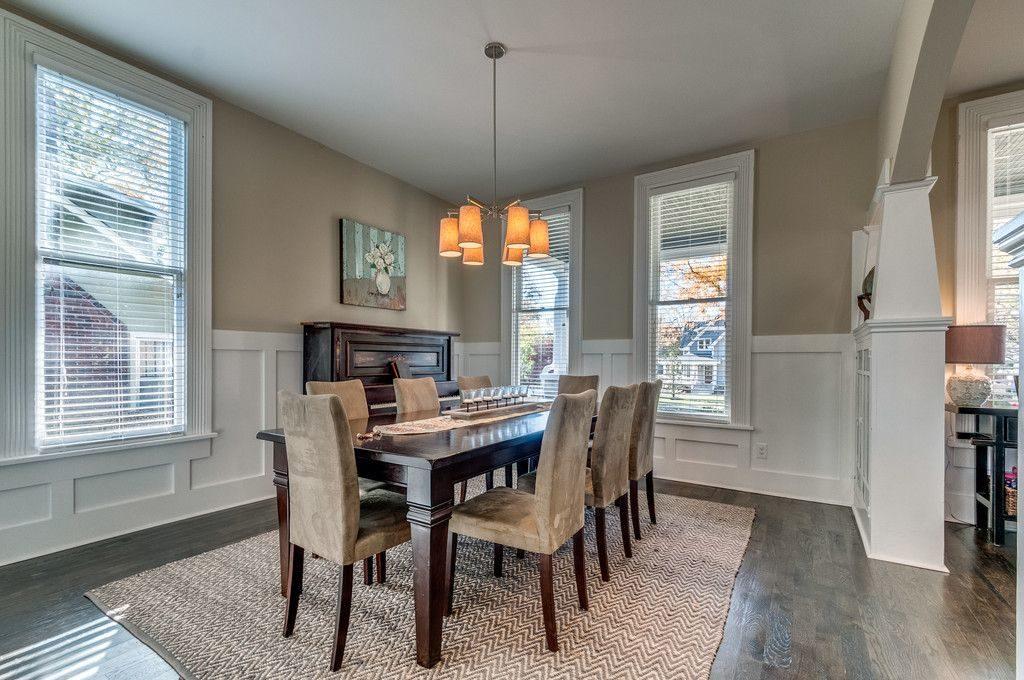 Remodeled Craftsman Bungalow Dining Room