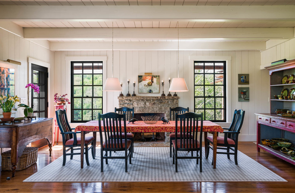 Farmhouse Dining Room Antique Furniture