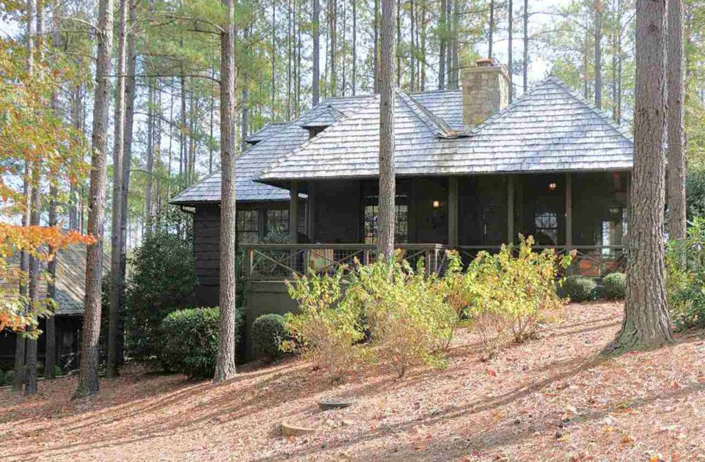 Rustic Carolina Cottage
