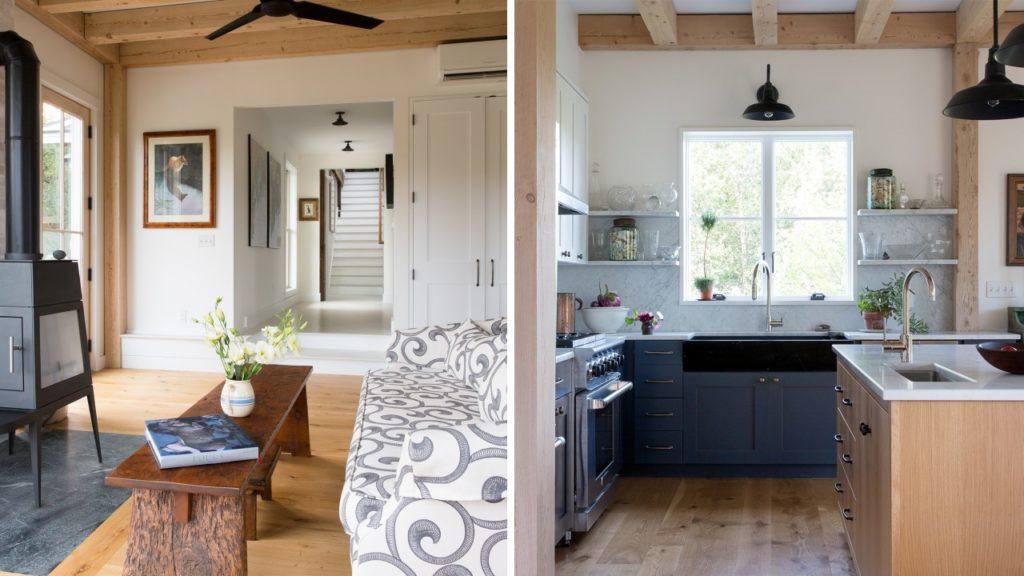 Farmhouse Kitchen Quartz Countertops