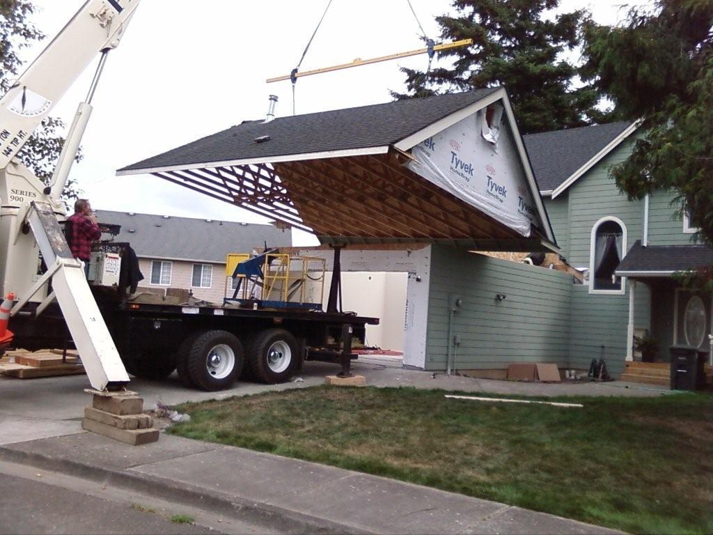raise roof raise ceiling get more space