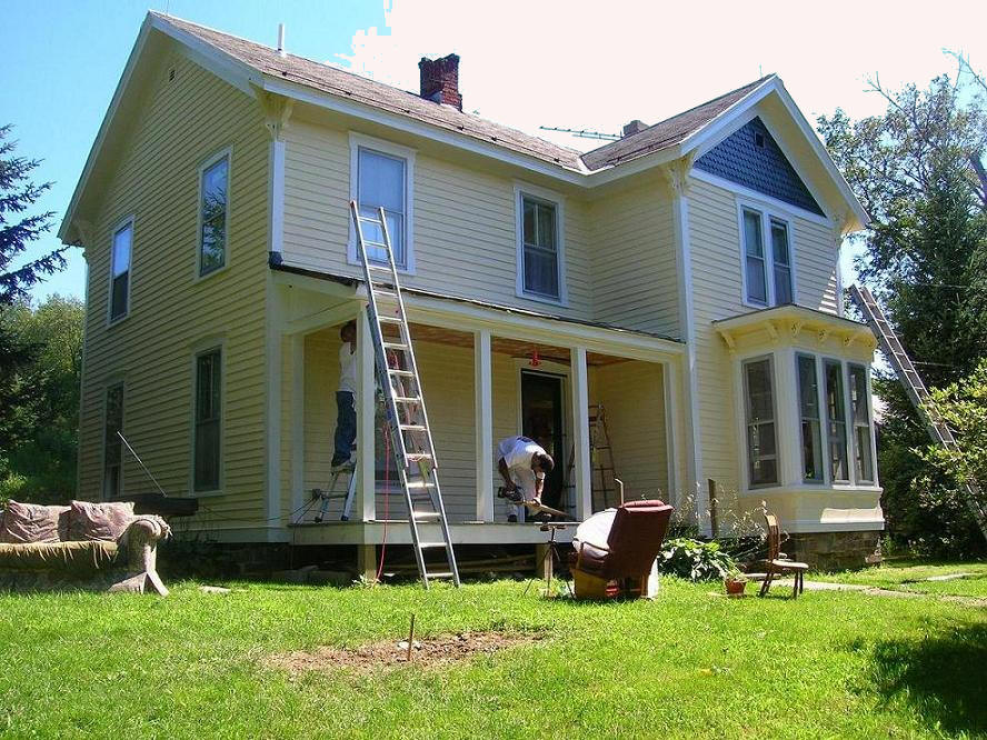 Picking Exterior Paint Colors For Your House Choosing