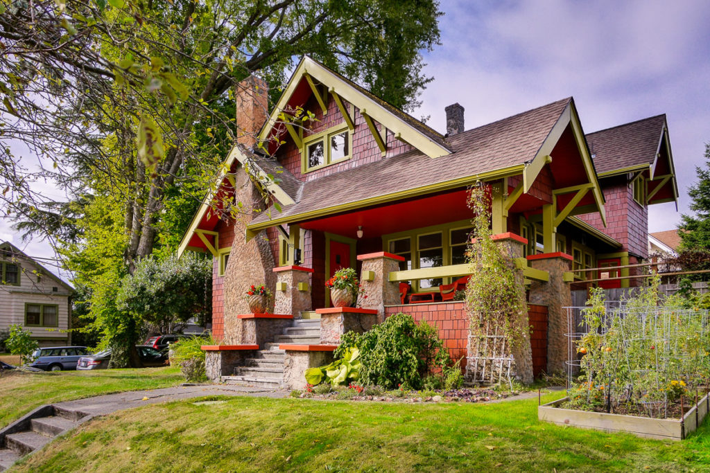 Choose Exterior Paint Colors