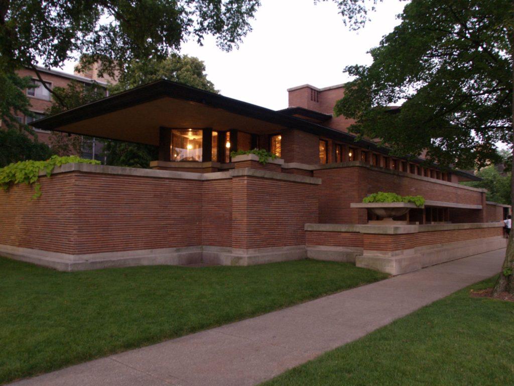 Prairie Style Robie House