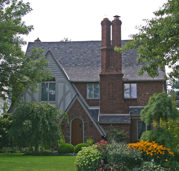 ... of thousands of 1920s and 1930s Tudor homes in many American cities and leads to a greater interest in English Tudor style for new homes today. & Tudor Style is Still a Great Choice for Small Homes | The Modest Mansion