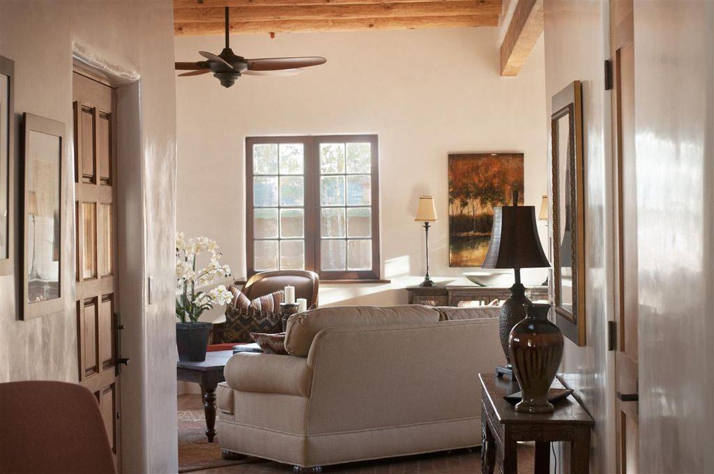Pueblo Style Home