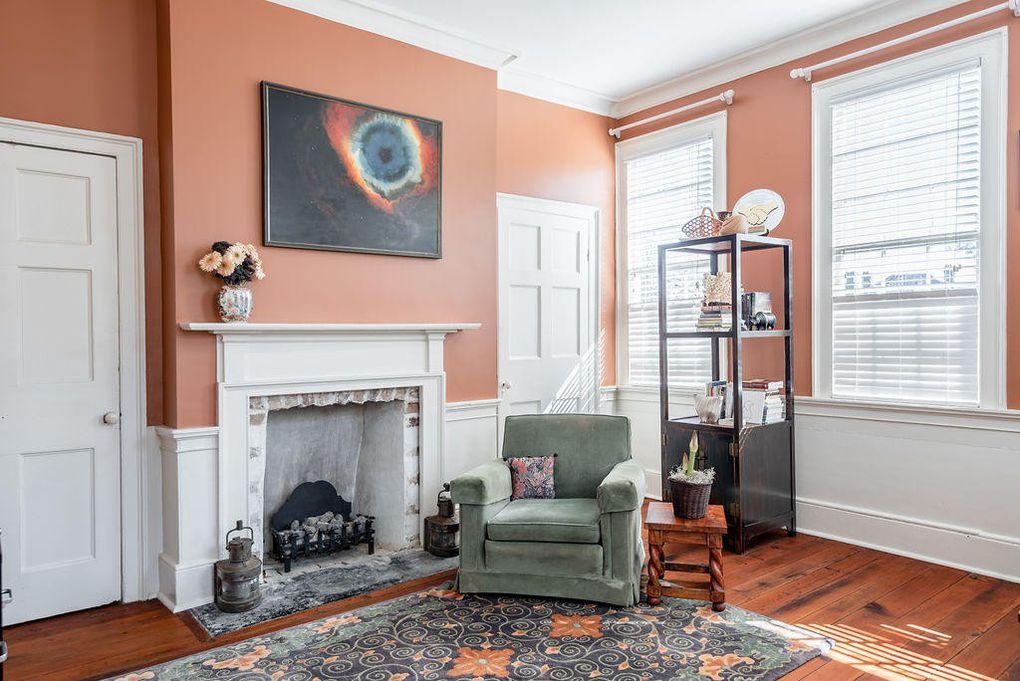 historic Charleston home