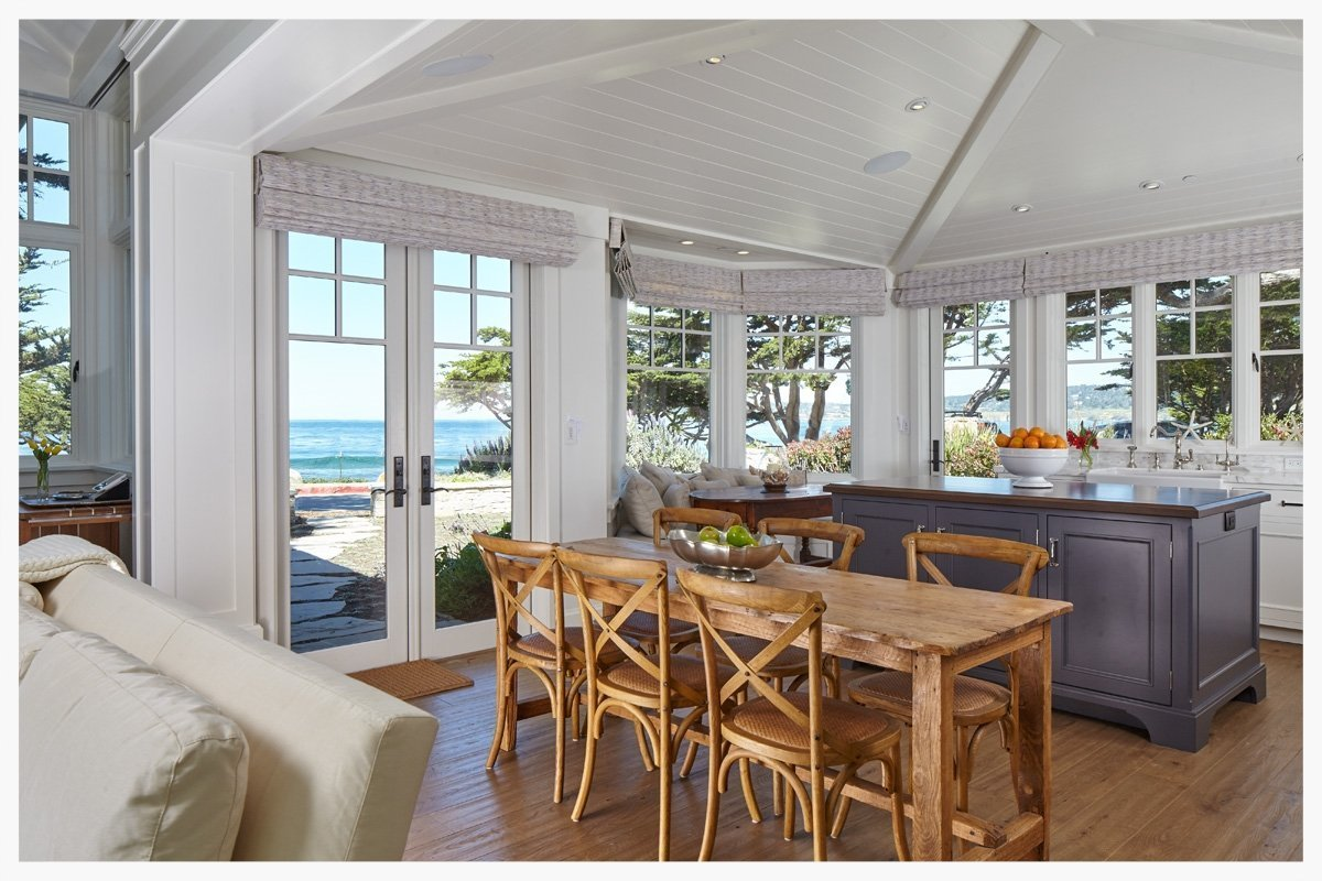 California Beach Cottage